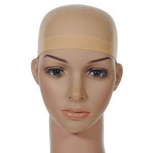 2 Pc Hair Mesh Wig Cap Hair Net Wig Liner Hairnet